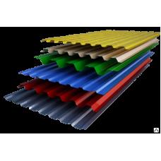 Профилированный лист выс.-1700 ширина-115 волна-МП-20 (арт. 1302)