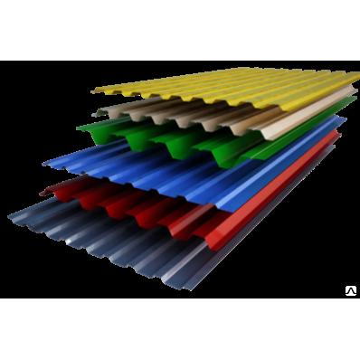 Профилированный лист выс.-1200 ширина-115 волна-МП-20 (арт. 1300)