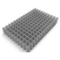 Сетка сварная 100*100*4 размер карты 1 х 2м (арт. 1522)