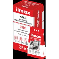 Клей для плитки повышенной фиксации ilmax 3100 25 кг (арт. 1807)