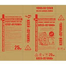 """Клей жаростойкий """"Печник"""" (до 1300 градусов) с армирующими волокнами 25 кг (арт. 1815)"""