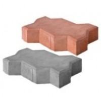 Плитка тротуарная «волна» 120*105*60 1м/кВ-39шт (арт. 3001)