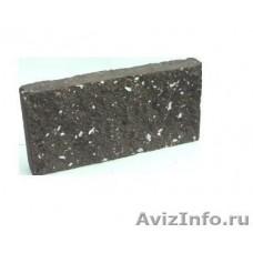Плитка декоративная облицовочная ломанная пескобетонная 390*190*55 (арт. 3005)