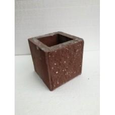 Камень декоративный, стеновой, доборный, ломанный 190*190*190 (арт. 3008)