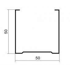 Профиль для гипсокартона 50х50х0,4 3м. (арт.1014)