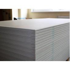 Гипсокартон потолочный (9.5 мм) стандартный 120 x 250 см  (арт.1004)