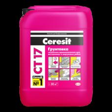 Грунт глубокопроникающий CERESIT CT 17 бесцветный (арт.1102)