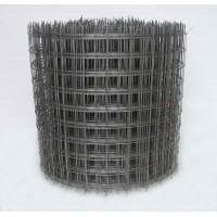 Сетка сварная неоцинк. в рулоне D1,5 яч.50х60 рулон 0,35x50м (арт. 1030)