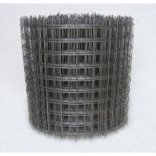 Сетка сварная неоцинк. в рулоне D1,5 яч.50х60 рулон 0.15x50м (арт. 1028)